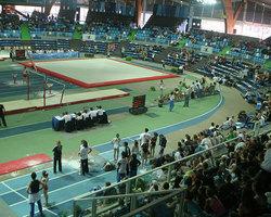 Arena Stade Couvert / Arena Lievin - Liévin -Evénements sportifs majeurs